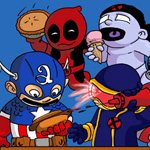 Marvel's Last Supper